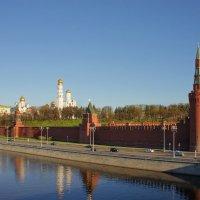 Москва весенняя :: марк
