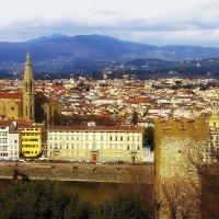 Правобережная Флоренция в желтый полдень :: M Marikfoto