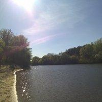 Река :: Елена Иванкина