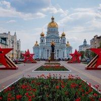 в городе праздник :: Александр Солуянов
