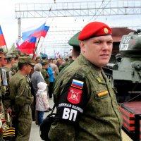 Военный полицейский... :: Дмитрий Петренко