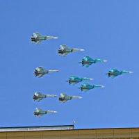 То, чего к сожалению не увидела страна на параде Победы. :: Ilya Goidin
