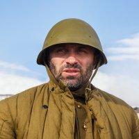 Воин :: Oleg Akulinushkin