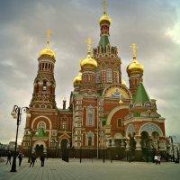 Площадь Девы Марии :: Natalia Alekseeva