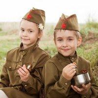 о друзьях-товарищах... :: Ольга Кучаева