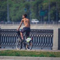 Велосипед полезен для здоровья :: Ruslan --