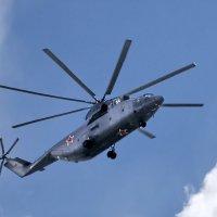 Вертолет :: Сергей