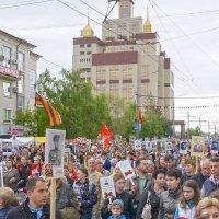 Бессмертный полк. Оренбург. 2017 год. :: Elena Izotova