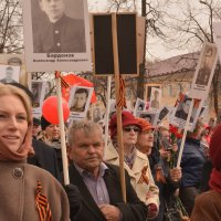 Парад 9 мая в Вологде :: Ирина Бархатова