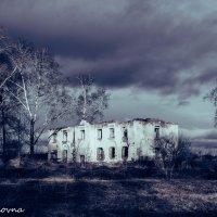 Старое заброшенное здание! :: Ирина Антоновна