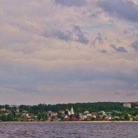 Город на Волге . Кострома, осн . 1152 г. :: Святец Вячеслав