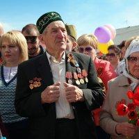 В ту войну мы не делили людей по национальности.. :: Андрей Заломленков