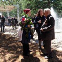 Спасибо, дорогие ветераны,за этот шанс под мирным небом жить! :: Наталья (D.Nat@lia) Джикидзе (Берёзина)