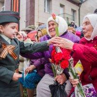 Преемственность поколений :: Екатерина Краева
