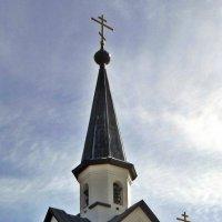 Церковь св. Георгия Победоносца на Средней Рогатке :: Елена Павлова (Смолова)