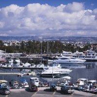 В порту Кипра - весна! :: Екатерина