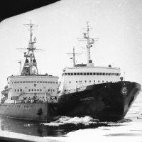 Карское море. Северный Морской путь.1972 год :: Иволий Щёголев