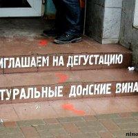 Заползай, если уже не стоишь на ногах! :: Нина Бутко