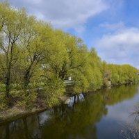 Набережная реки Исеть. :: Наталья