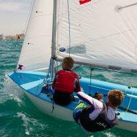 Дети и яхты :: Анна Выскуб