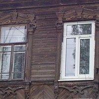Уходящая резная  красота Тамбова! :: Виталий Селиванов