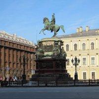 Памятник Николаю Первому :: Вера Щукина