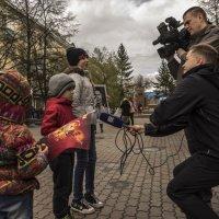 9 Мая,актуальное интервью :: Олег Мартоник