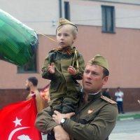 Два солдата :: Дмитрий Переяслов