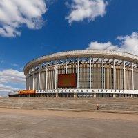 Спортивно-концертный комплекс «Петербургский» :: Александр Кислицын
