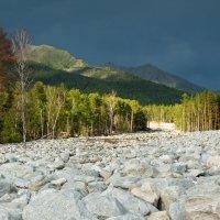Каменная река :: Дмитрий Шкредов