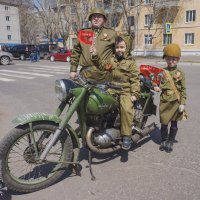 День победы!!! :: Ирина Антоновна