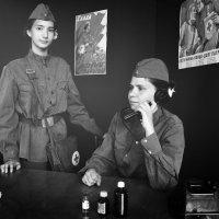 Подруги боевые :: Вероника Подрезова