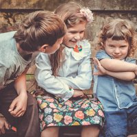 Братья и сестры)) :: Lyuda Kr.