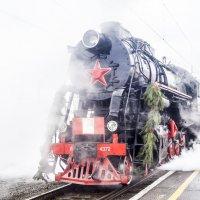 Паровоз :: Александр Буторин