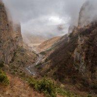 Непогода в горах непогода... :: Юрий Шевченко