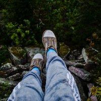 Прогулка над лесом :: Мария Морозова