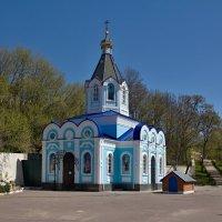 Храм в честь иконы Божией Матери Живоносный источник :: Константин