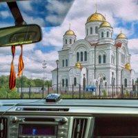 Картина за стеклом :: Сергей