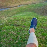 природа, нога... :: Ильназ Фархутдинов