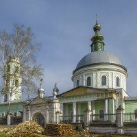 Ильинская церковь,1818-1841гг :: Сергей Цветков