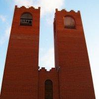 Ассирийская церковь Колокольня :: Анна Воробьева