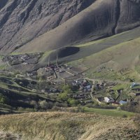 Даргавзское ущелье :: Лилия Гиндулина