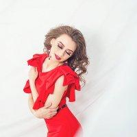 Летящая... :: Надежда Батискина