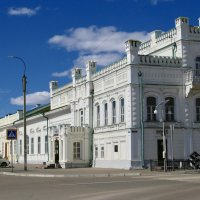 Бутинский дворец :: Елена