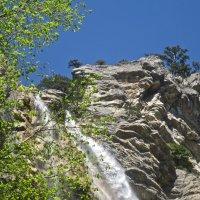 водопад Учан-Су на Ай-Петри :: Елена