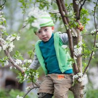 Весна у бабушки :: Константин Чаплыгин