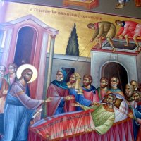 Роспись в церкви 12 ти Апостолов :: Герович Лилия
