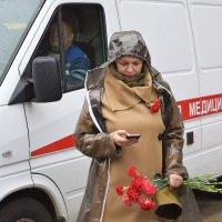 Потерялся - встречайтесь у Скорой. :: Татьяна Помогалова