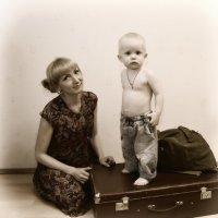Ваня с мамой :: Vorona.L
