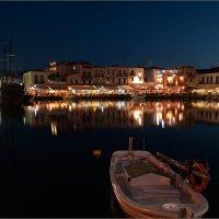 Вечером в порту. :: Lmark